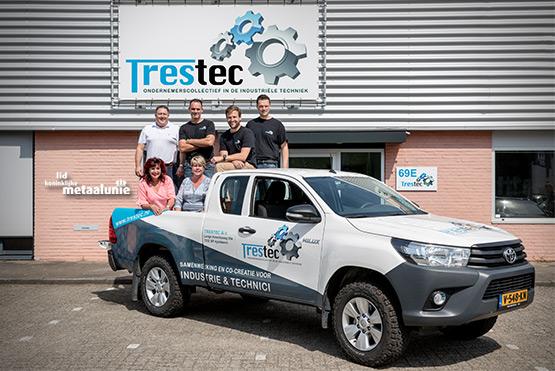 Totaalpartner Technische Dienstverlening | Team Trestec