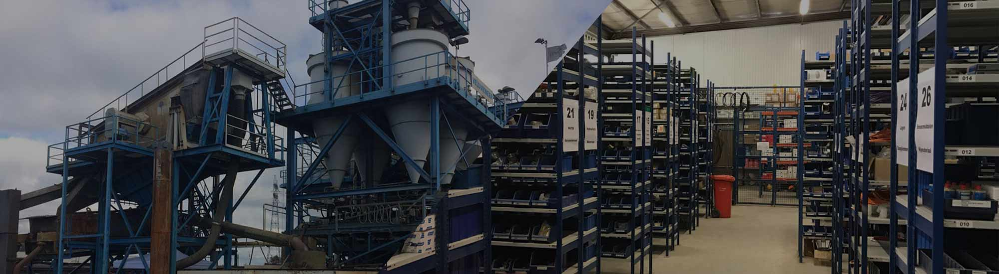 Trestec | Totaalpartner in industriële techniek
