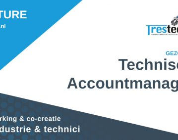 Vacature Technisch accountmanager
