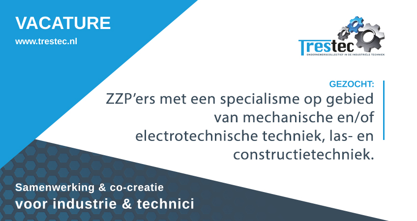 vacature zzp'ers