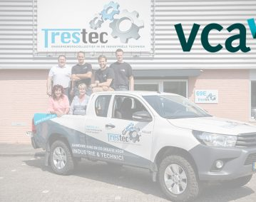 Trestec is VCA gecertificeerd