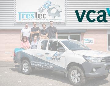 Trestec is VCA gecertificeerd